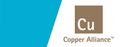 Logotipo de International Copper Association.